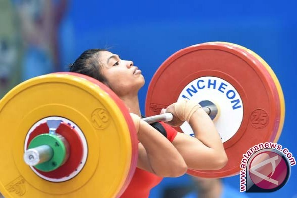 OLIMPIADE 2016 - Sri Wahyuni persembahkan medali pertama Indonesia