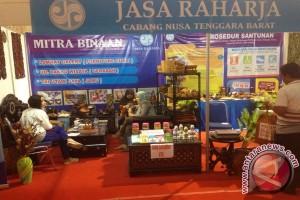 Jasa Raharja Fasilitasi Binaannya Ikut NTB Expo