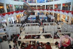 Ribuan Pemuda Serbu Pameran Bursa Kerja NTB