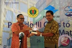 Pelindo III Kampanyekan Program Kemaritiman di Unram