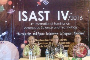 Lapan Holding International Seminar On Technology In Lombok