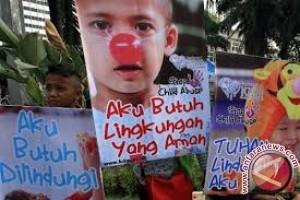 Kekerasan Terhadap Anak di NTB 538 Kasus