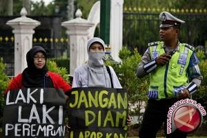 Empat Pria Perkosa Mahasiswi di Lombok Barat