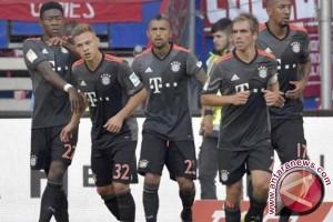 Bungkam Hamburg 1-0, Bayern Muenchen kokoh di puncak klasemen