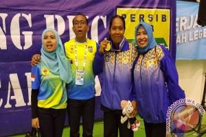 Pon 2016 (umum) - NTB Baru Kumpulkan Enam Medali Emas