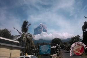 BPBD NTB Antisipasi Dampak Letusan Gunung Barujari