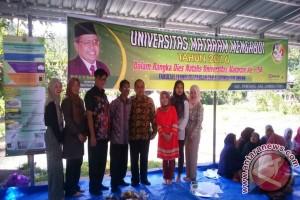 Unram Latih Warga Lombok Utara Deteksi Makanan