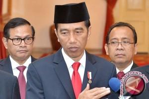 Presiden ingatkan agar demonstrasi dilakukan damai