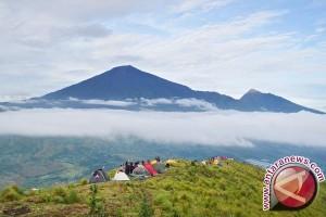 BTNGR Buka Jalur Pendakian Gunung Rinjani