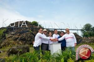 Ikon Mandalika Lombok Resmi Diluncurkan