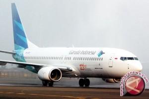 Garuda Pertimbangkan Buka Jalur Penerbangan Tiongkok-Lombok