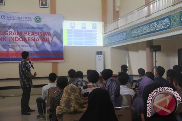 BI Tingkatkan Kualitas SDM NTB dengan Beasiswa