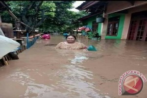 Ribuan Rumah di Sumbawa Terendam Banjir