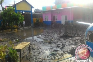 Ribuan Hektare Padi di Sumbawa Terdampak Banjir