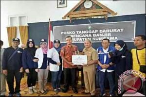 Wali Kota Surabaya Kirim Bantuan ke Sumbawa