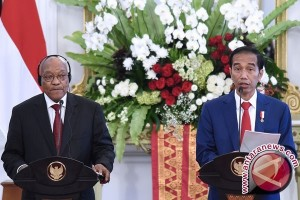 Bilateral Indonesia - Afrika Selatan