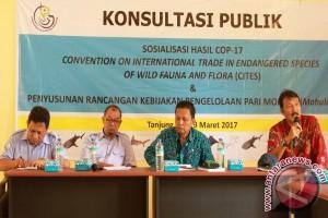 """KKP Cari Masukan Terkait Jenis Ikan Masuk """"Appendix"""""""