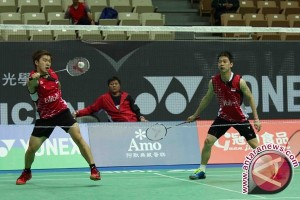 Marcus-Kevin ke final All England