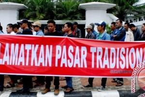 Pemkot Mataram Moratorim Pasar Modern