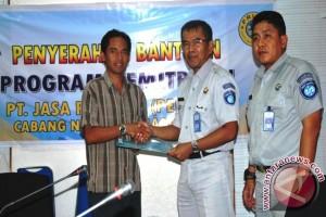 Jasa Raharja NTB Salurkan Dana Program Kemitraan