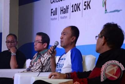Mekaki Marathon Tawarkan Sensasi Budaya Lombok-Bali