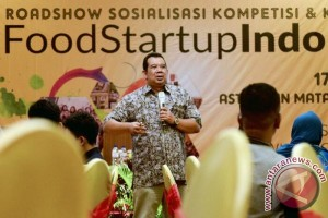 Creative Economy Agency Holds Food Startup Indonesia In Mataram