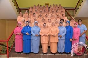 Dharma Wanita Persatuan Lombok Barat Komitmen Majukan Daerah