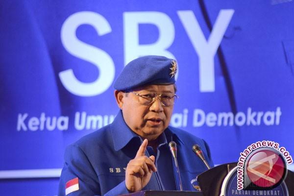 SBY : Angket DPR Bahayakan Tugas KPK