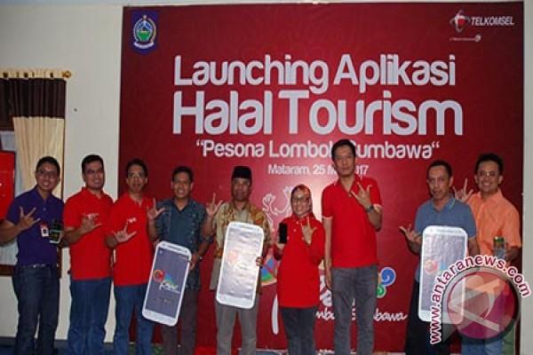 Pemprov NTB-Telkomsel Luncurkan Aplikasi Pesona Lombok-Sumbawa