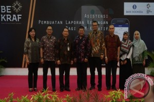 Bekraf Selenggarakan Pelatihan Pengelolaan Keuangan UKM Mataram