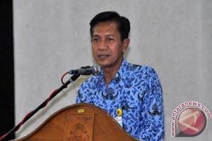 Diskominfo Lombok Barat Berikan Bimtek PPID Desa