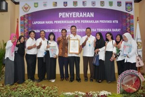 Pemkab Lombok Barat Tindaklanjuti Rekomendasi BPK