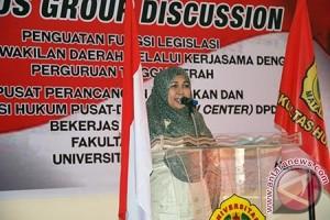 Senator Serap Masukan Akademisi Unram Terkait Sisdiknas