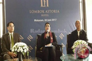 Lombok Astoria Hotel Kembangkan SDM Lokal