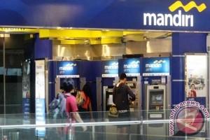 Bank Mandiri Mataram Pastikan 163 ATM Terisi