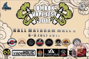 Festival Vape Akan Digelar Perdana di Mataram Mall