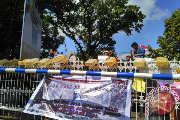 Pemda Diminta Tuntaskan Masalah Kekeringan Di Donggo