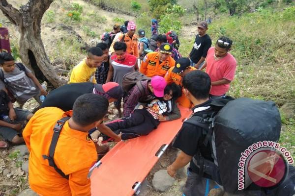 Tim Sar Evakuasi Tiga Pendaki di Gunung Pundu Nence Bima