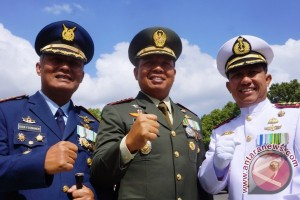 Sinergitas Matra TNI Perkuat Benteng Keamanan NTB