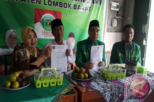 PPP Mengusung Fauzan-Sumiatun di Pilkada Lombok Barat