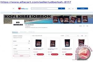 Produk UMKM Lombok Barat Bisa Dibeli di Toko Online Alfamart