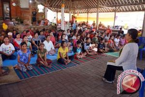 Pengungsi Gunung Agung Bisa Bersekolah di Lombok