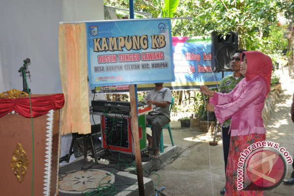 Pemkab Lombok Barat Bentuk 11 Kampung KB