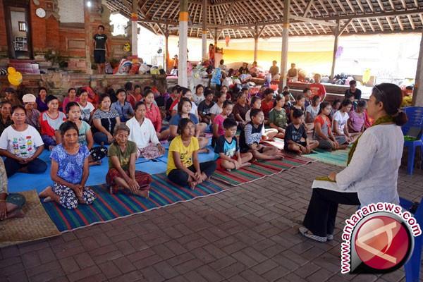 Pengungsi Bali Dapat Pelayanan Kesehatan Gratis