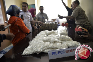 BNNK Mataram-BPOM Awasi Peredaran PCC