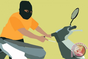 Residivis Pencurian Babak Belur Digebuk Warga