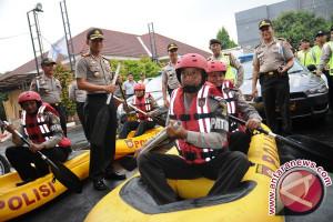 Polres Mataram Instruksikan Personel Siaga Rawan Bencana