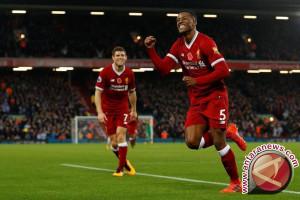 Liverpool Petik Kemenangan di Pekan ke-11