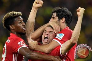 Muenchen Gebuk Dortmund 3-1