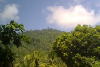 gunung sasak objek wisata baru lombok barat